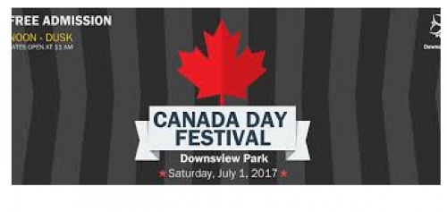 Downsview Park Canada Day Festival-event-photo