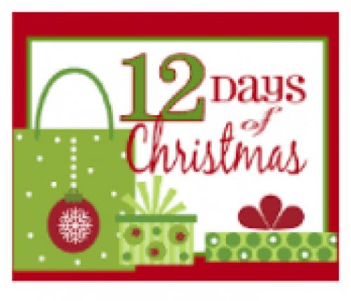 12 Days of Christmas at Robert Halls Originals