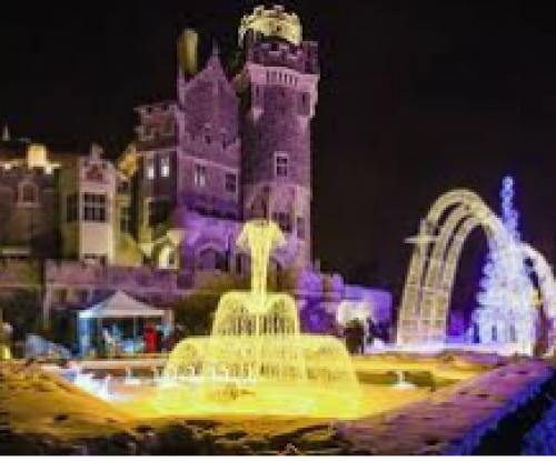Casa Loma Winter Wonderland Lights-event-photo