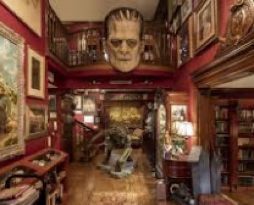 Guillermo del Toro - Home with Monsters