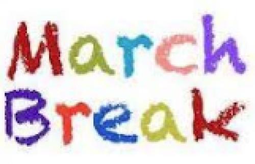 March Break – Historical Scavenger Hunt