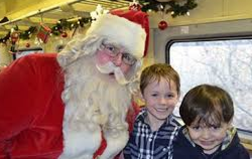 Santa Train-event-photo
