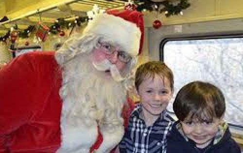 Santa Train-event-photo