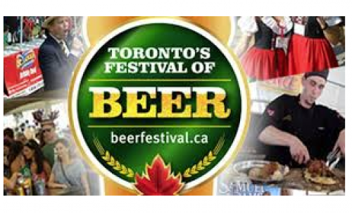 Toronto Festival of Beer-event-photo