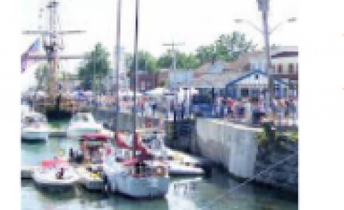 Port Colborne Canal Days Marine Heritage Festival-event-photo