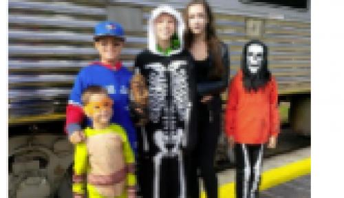 Halloween Train-event-photo