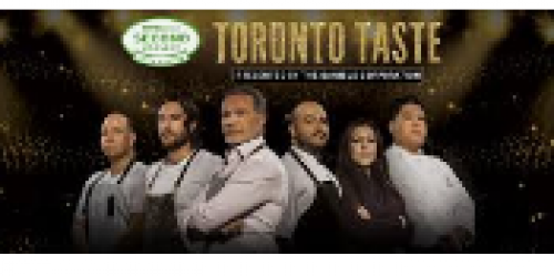 Toronto Taste - Supporting Second Harvest-event-photo