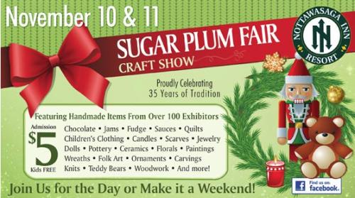 35th Annual Sugar Plum Fair Craft Show