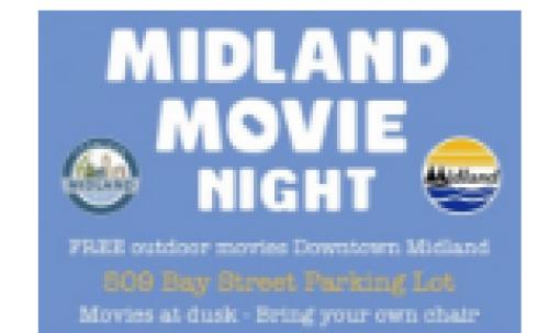 Midland Movie Night - Hotel Transylvania-event-photo