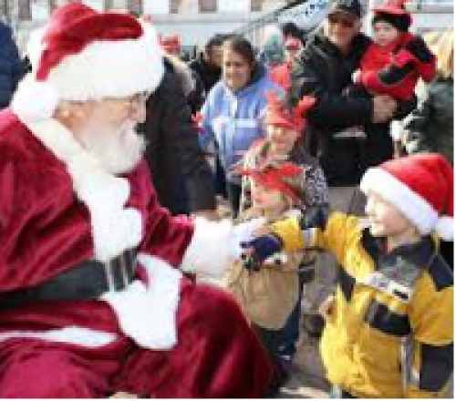 Santa Claus Parade-event-photo