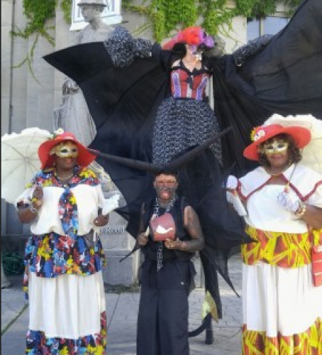 Arts in the Parks: Ol' Time Carnival - Bacchanal in the Plantation Yard-event-photo