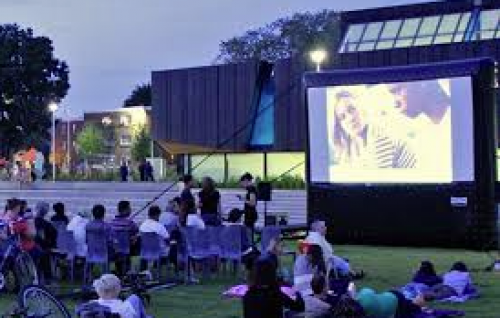 Under the Stars - Regent Park Film Festival Wednesdays