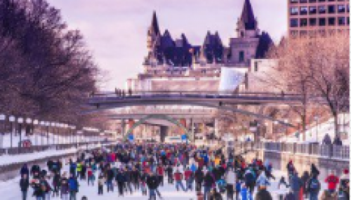 Rideau Canal Skateway - Opening Wknd-event-photo