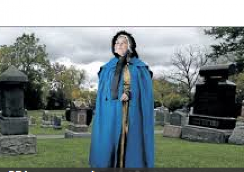Theatrical Cemetery Tours-event-photo