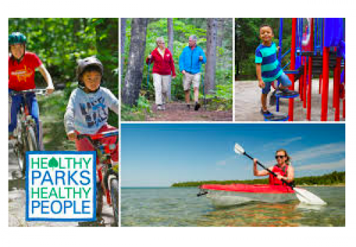 Celebrate Healthy Parks Healthy People with Ontario Parks! FREE Today at Ontario Parks