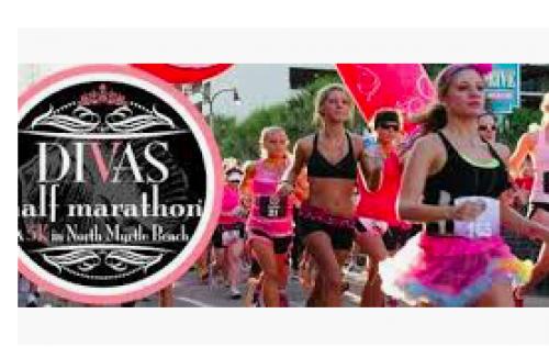 The Divas Half Marathon & 5K Toronto Island