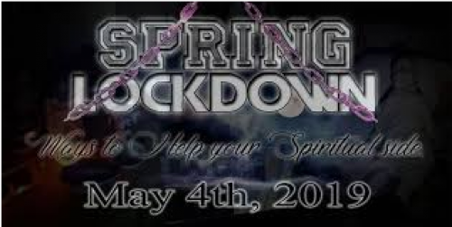 Ways to Help your Spiritual side. Spring Lockdown-event-photo