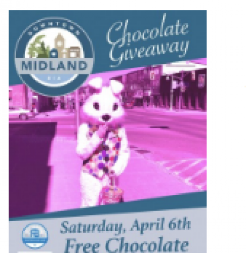 Free - Downtown Midland Chocolate Giveaway