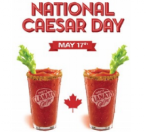 National Caesar Day-event-photo