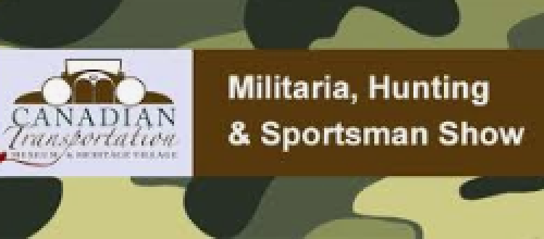 Militaria, Hunting and Sportsman Show-event-photo