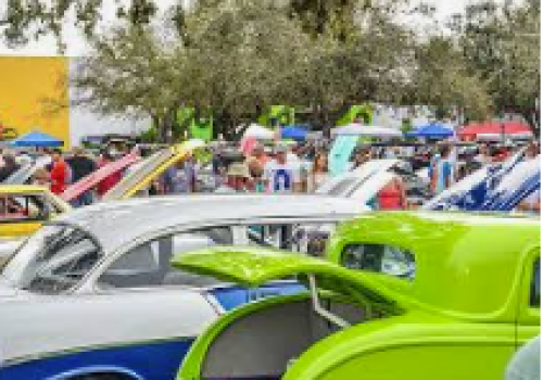 Festival of Cars & Auto Flea Market-event-photo