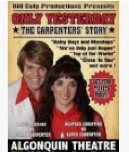 Only Yesterday: The Carpenters' Story-event-photo
