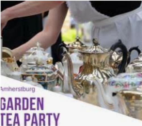 Amherstburg Garden Tea Party-event-photo