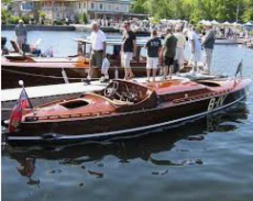 ACBS Toronto Annual Summer Boat Show-event-photo