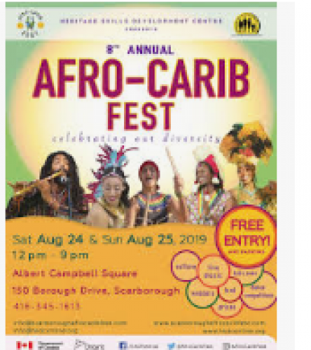 Afro-Carib Fest-event-photo