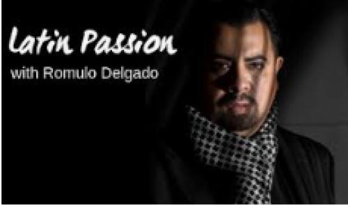 LATIN PASSION WITH ROMULO DELGADO-event-photo