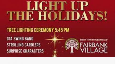 Light Up The Holidays-event-photo
