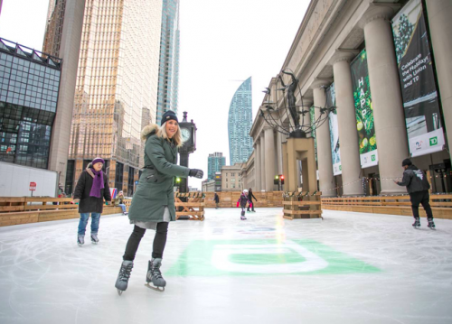 Union Station - Opens New Massive Outdoor Skating Rink!-event-photo