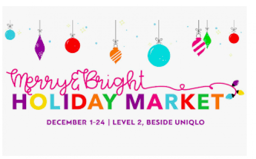 Merry & Bright Holiday Market at Square One Mall-event-photo