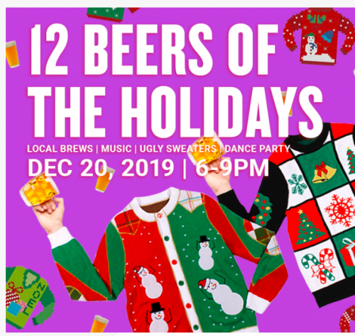 12 Beers of Christmas at the Gladstone Hotel Toronto-event-photo
