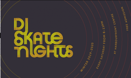 DJ Skate Nights at Toronto Harbourfront Centre-event-photo