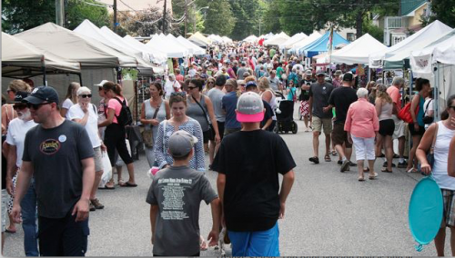 Baysville Walkabout Festival-event-photo