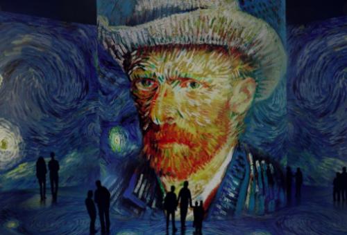 Immersive Van Gogh Exhibition-event-photo