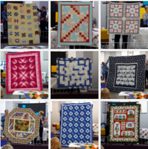 Lanark County Quilters Guild 2020 Quilts on the Tay Quilt Show-event-photo