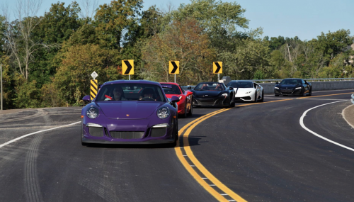 EXOTIC CAR TRACK EXPERIENCE CANADIAN TIRE RACE TRACK (BOWMANVILLE)-event-photo