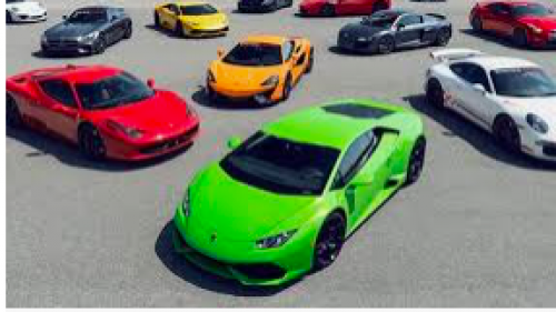Exotic Car TOURS 3 hour & 6 hours Drive up to 7 Supercars in one day.-event-photo