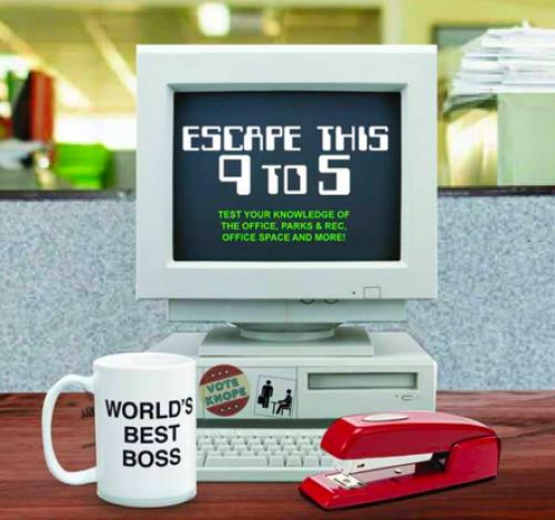 Escape this 9 to 5! - Office Theme Escape Room-event-photo