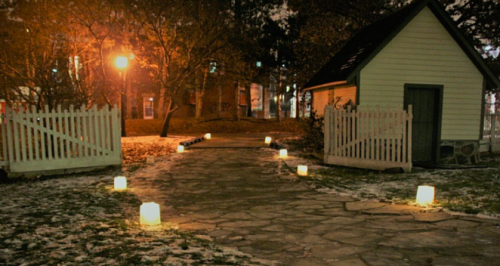 Wintry Candlelit Stroll-event-photo
