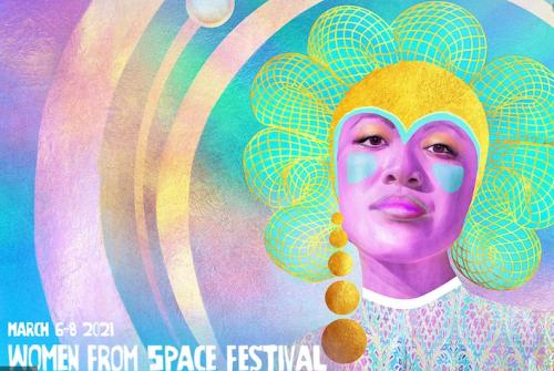 WOMEN FROM SPACE FESTIVAL 2021