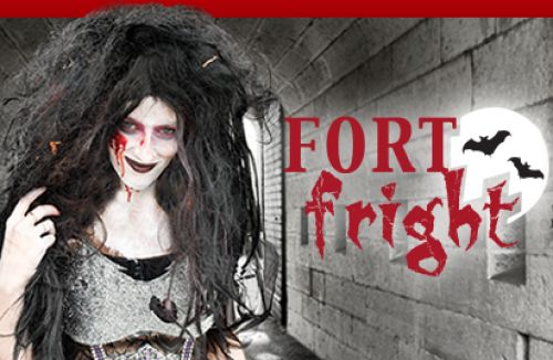 Fort Fright at Fort Henry!