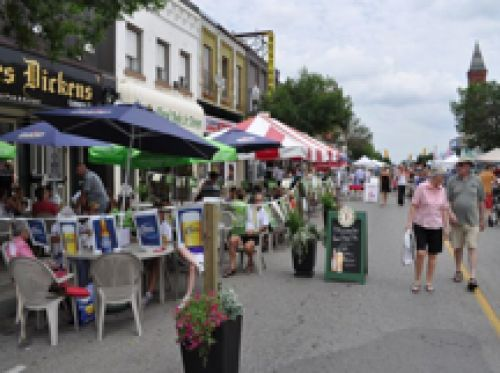 Woodstock Summer Streetfest-event-photo