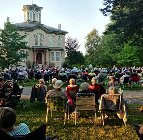 Castle Kilbride Outdoor Summer Concert Series-event-photo
