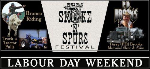 Powassan Smoke 'N' Spurs Festival-event-photo