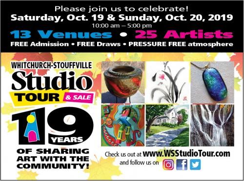 19th Annual Stouffville Studio Tour-event-photo