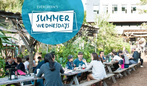Evergreen's Summer Wednesdays