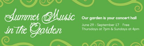 Summer Music in the Garden-event-photo